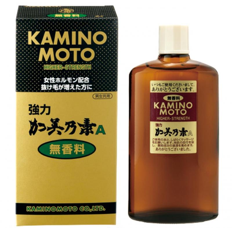 Tinh dầu mọc tóc Kaminomoto Higher Strength