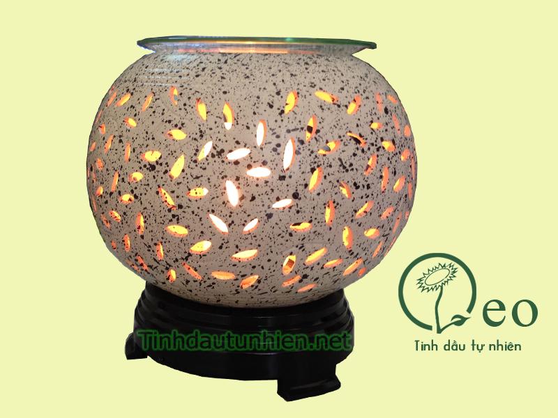 Đèn xông tinh dầu Oleo