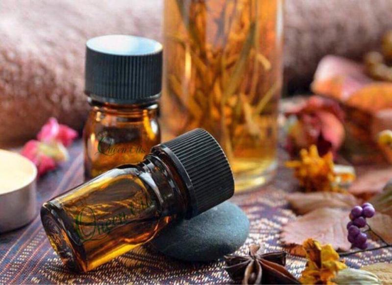 Tinh Dầu Thiên Nhiên Queen Oils