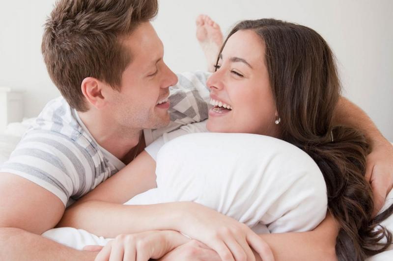 Tình dục giúp tăng cường sự thân mật