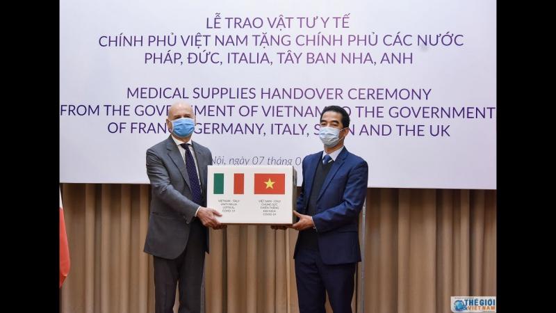 Tinh thần đoàn kết và hợp tác quốc tế chống dịch COVID-19