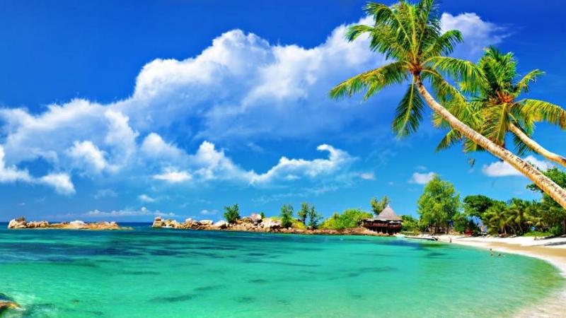Biển Phú Quốc - nơi tọa lạc của những dự án bất động sản nghỉ dưỡng đắt giá