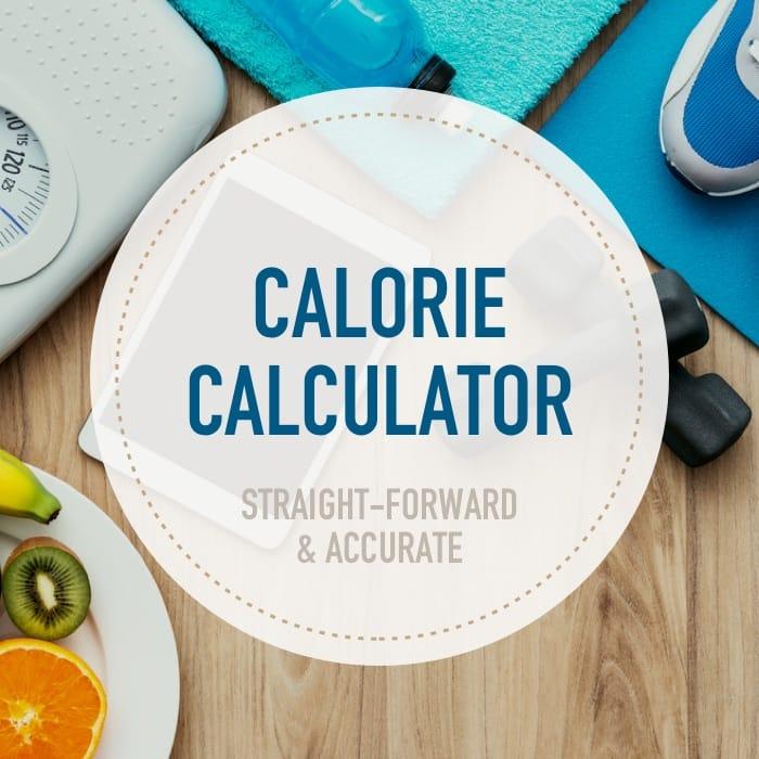 Tính toán calories nạp vào cơ thể