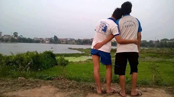 Tình yêu nam với nam