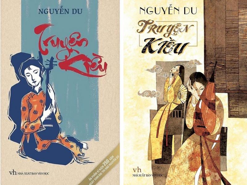 Truyện Kiều của Nguyễn Du khắc họa chân dung của Thúy Kiều trong cuộc đời 15 năm lưu lạc