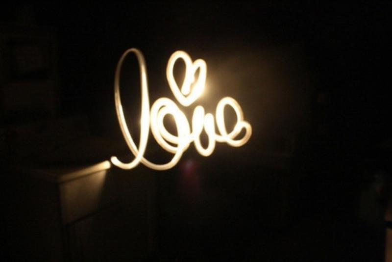 Tình yêu chữa lành mọi vết thương...