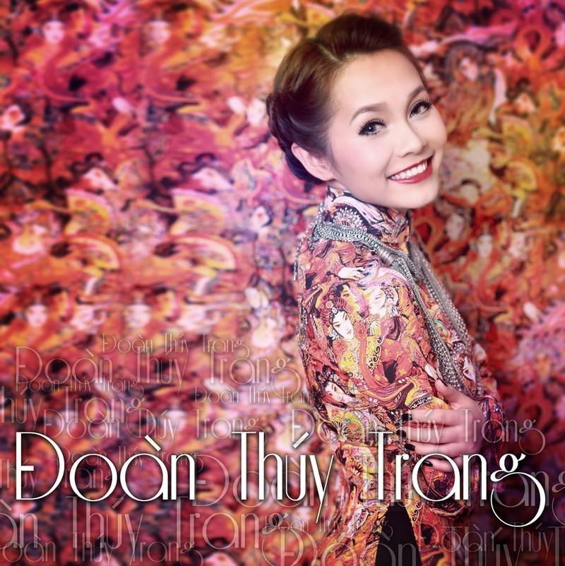 Nữ ca sĩ thể hiện thành công bài hát Tình yêu màu nắng