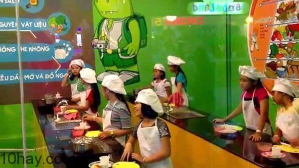 Tiniworld – Aeon Mall Long Biên