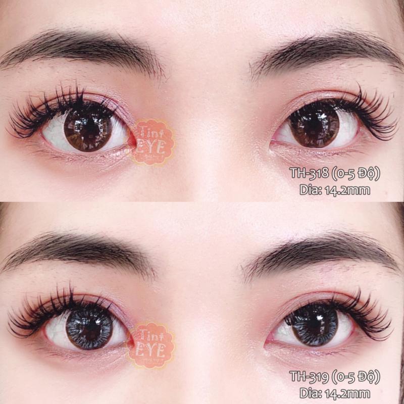 Tint Eye Lens