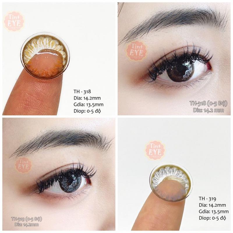 Tint Eye Lens 27 Quán Thánh