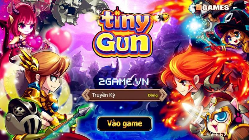 Tiny Gun Mobile