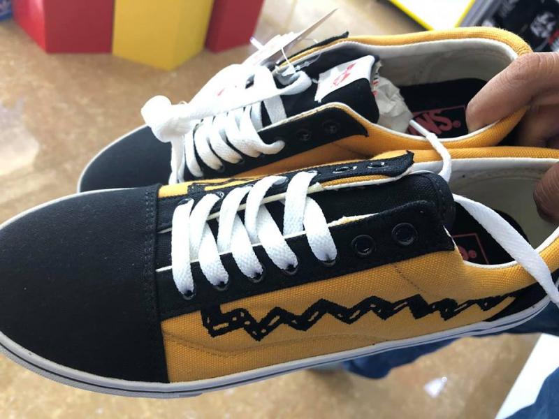 Những mẫu giày được yêu thích của Tisa Tuy Hòa
