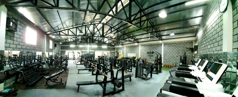 Titan Gym & Fitness