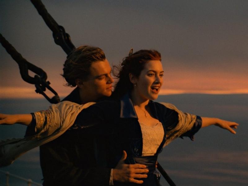 Cảnh đẹp nhất trong phim.