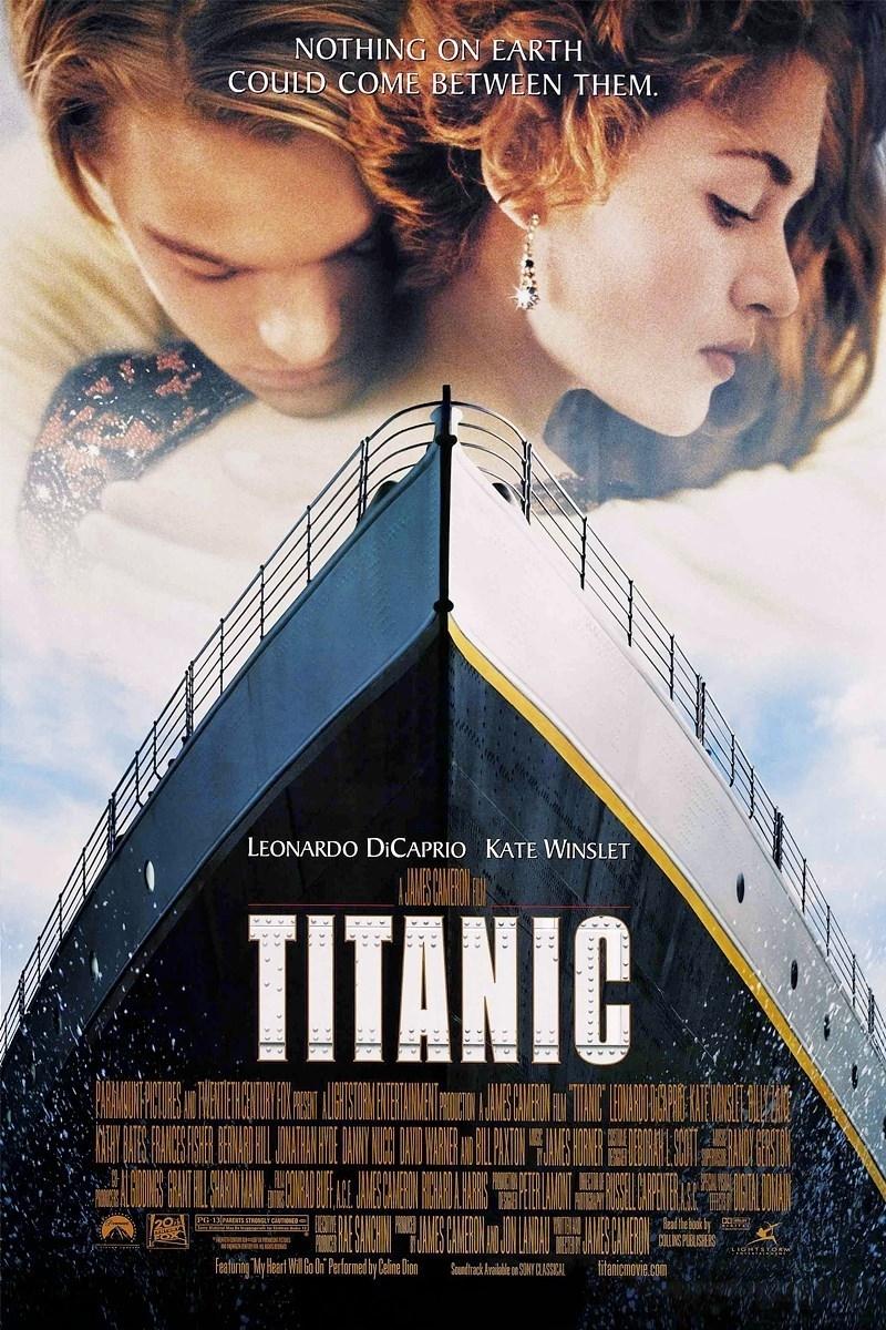 Titanic – Con tàu Titanic (1997)