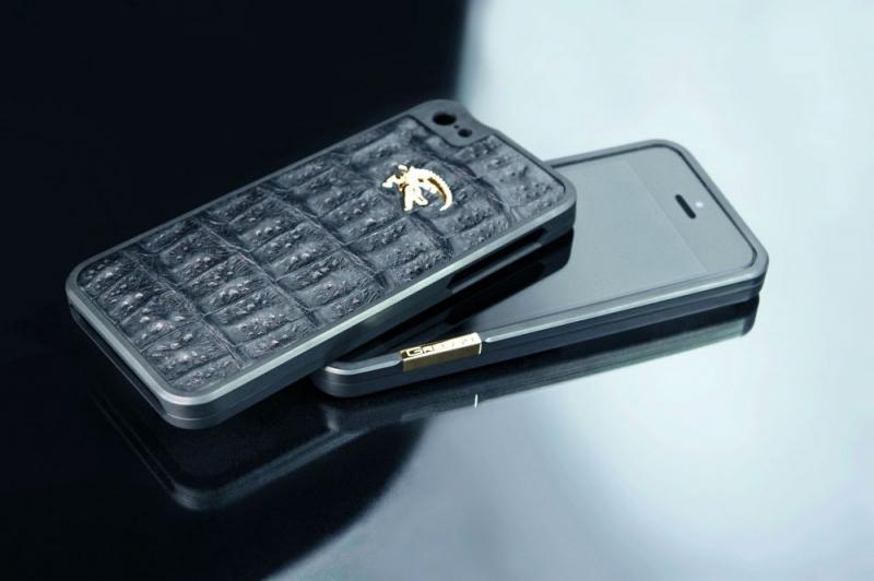 Ốp lưng Titanum Bumper Case from Gresso có giá 1.000 USD