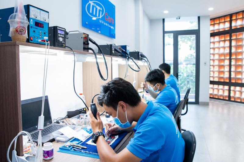 Titi Care - Trung Tâm Sửa Chữa Điện Thoại