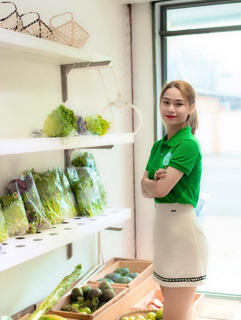 TiTi Farm - Rau sạch thủy canh Vũng Tàu