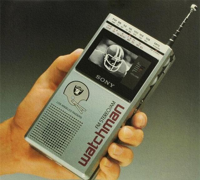Tivi cầm tay Sony Watchman