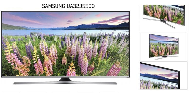 Tivi Led Samsung UA-32J5500-AKXXV