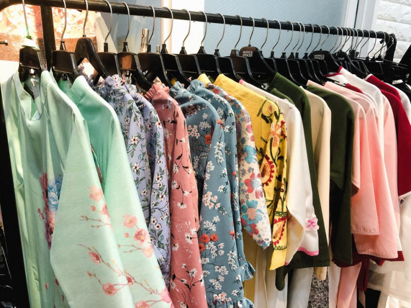 TK Store nơi có vô vàn các mẫu áo dài cách tân, đủ mẫu mã và kiểu dáng, chất liệu