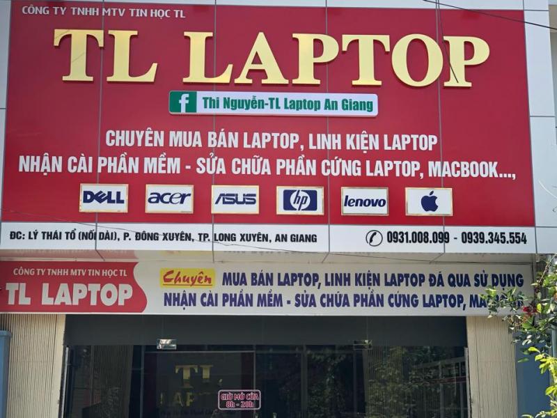 TL Laptop - địa chỉ mua bán và sửa chữa laptop uy tín, chất lượng