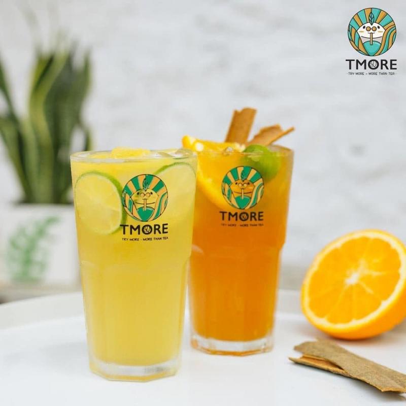 Tmore - Tiệm Trà Chanh Phú Diễn