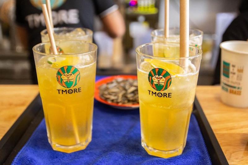 Tmore - Tiệm Trà Chanh Khoái Châu