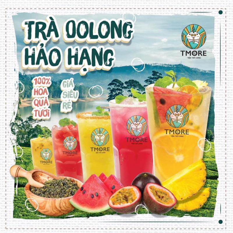 Tmore - Tiệm trà chanh