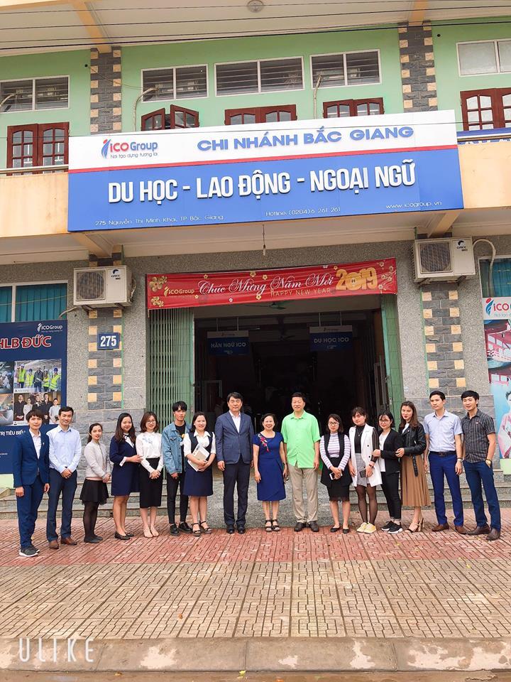 Tổ chức Giáo dục và Nhân lực Quốc tế ICO (ICO GROUP)