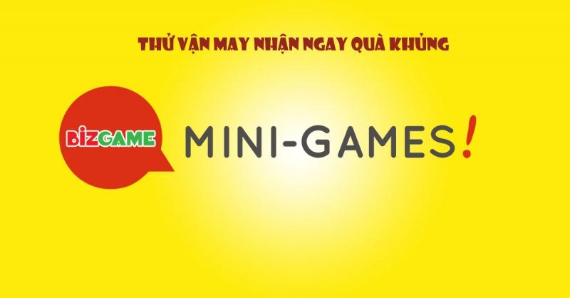 Tổ chức minigame