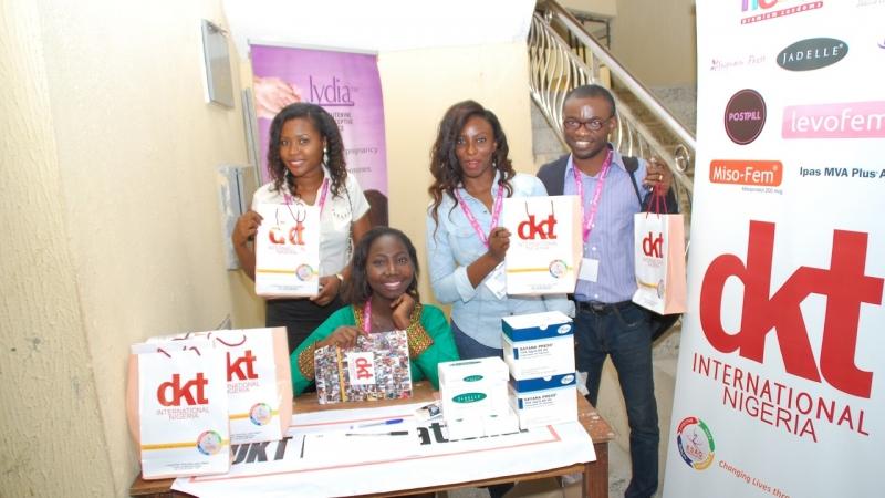 Tổ chức nhân đạo DKT International là tổ chức từ thiện quốc tế
