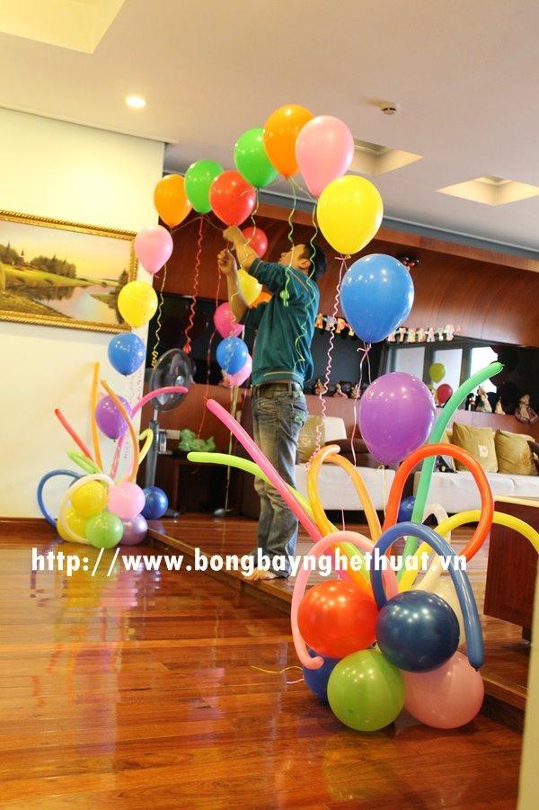 Tổ chức sinh nhật trọn gói