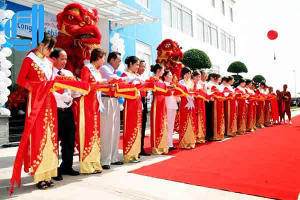 D2Events tổ chức khai trương trọn gói tại Đà Nẵng để được một buổi lễ thành công rực rỡ đem đến một khởi đầu mới suôn sẻ, một chặng đường kinh doanh thuận lợi