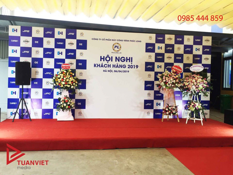 Tổ chức sự kiện Tuấn Việt