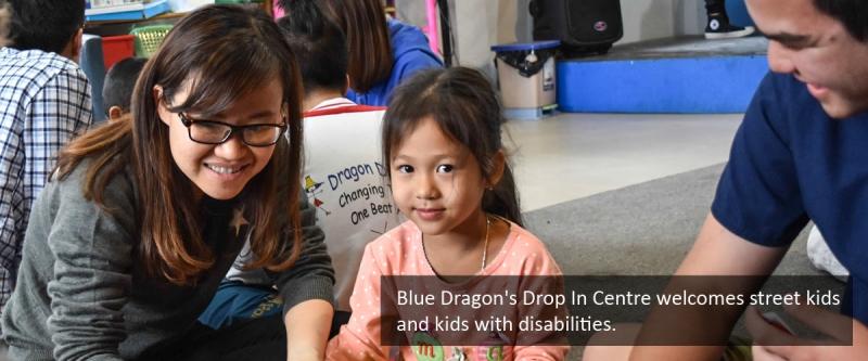 Tổ chức trẻ em Rồng Xanh (Blue Dragon Children's Foundation)