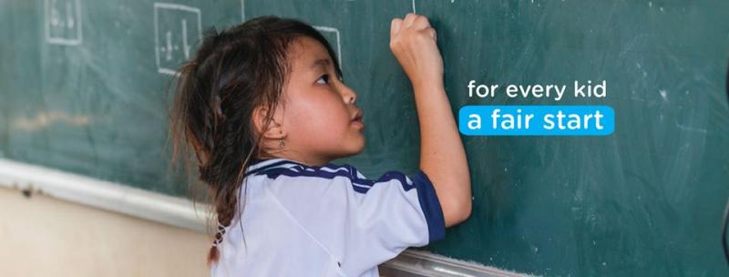 Tổ chức từ thiện Saigon Children's Charity nơi hỗ trợ trẻ em khó khăn được đến trường