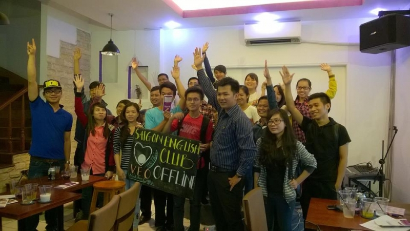 Tổ chức V. E. O Workshop Coffee