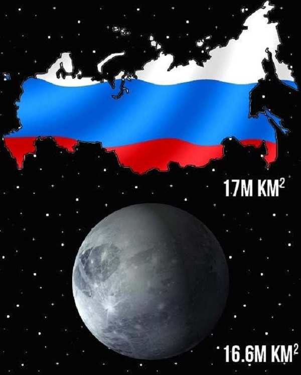 To hơn cả một hành tinh