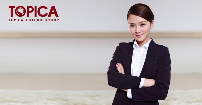 Làm việc tại TOPICA là mơ ước của nhiều bạn trẻ