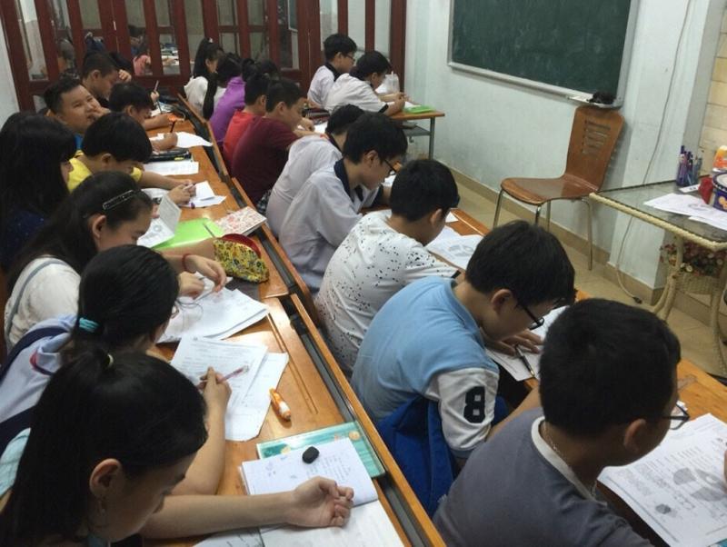 Tổ hợp giáo dục chất lượng cao 5 Star
