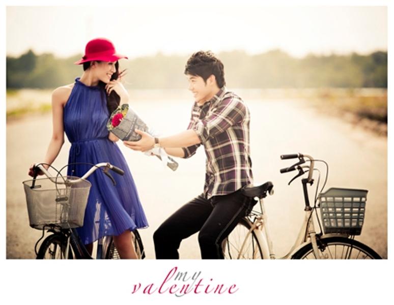 Valentine là dịp tỏ tình ngọt ngào đấy