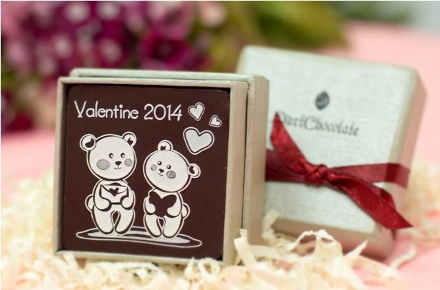 Một món quà vào dịp valentine