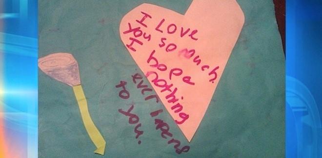 Một lá thư tỏ tình