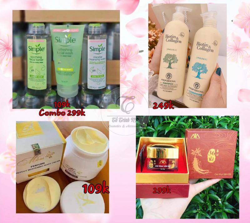 Tố Trinh Np Cosmetics