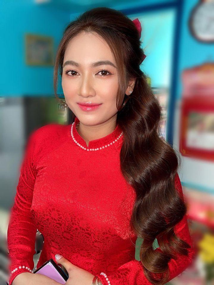Tô Vũ make up