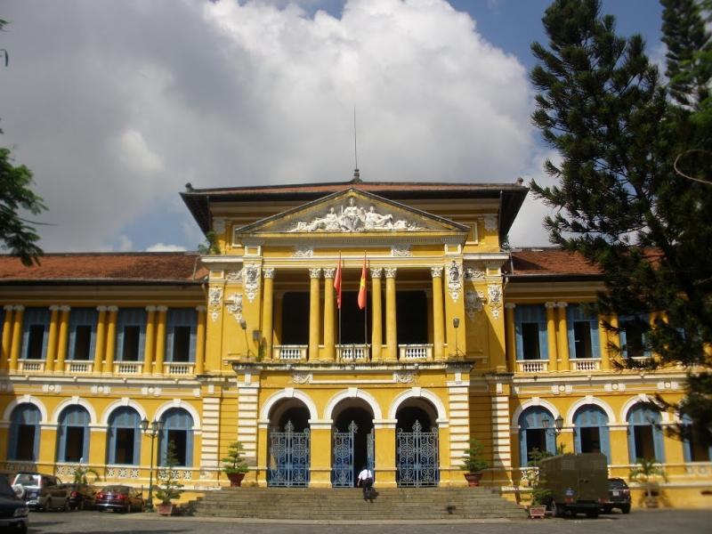 Tòa án Nhân dân TP. Hồ Chí Minh