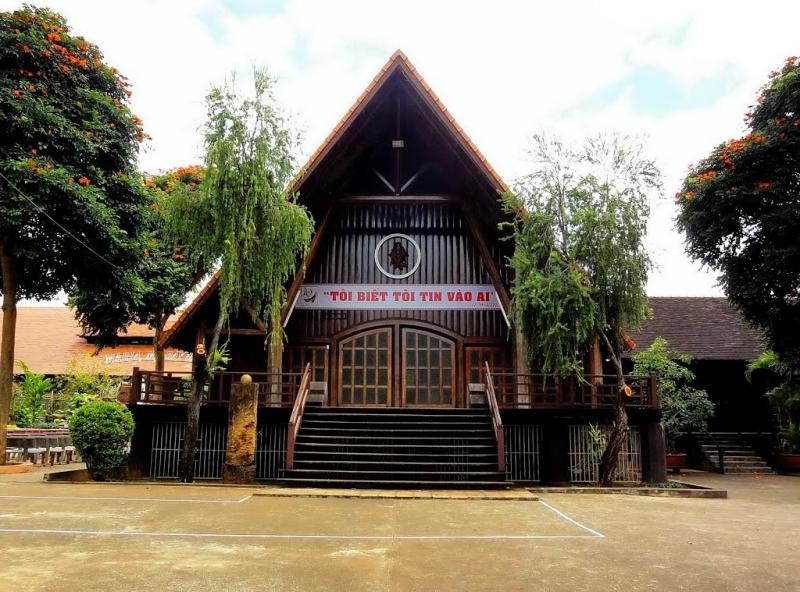 Tòa giám mục Ban Mê Thuột
