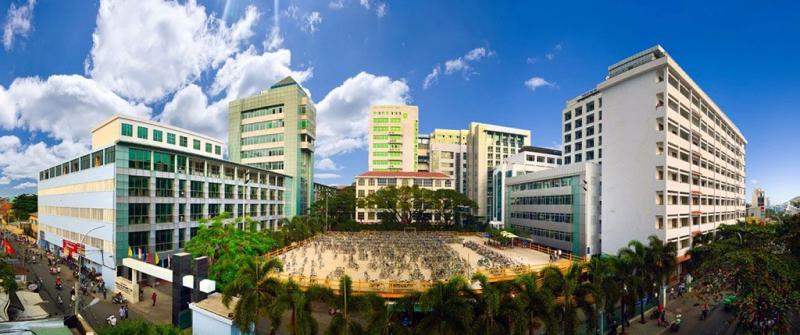 Địa chỉ của Trường Đại học Công Nghiệp TP.HCM tọa lạc nơi vị trí