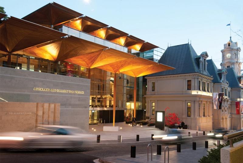 Tòa nhà Auckland Art Gallery Toi o Tamaki